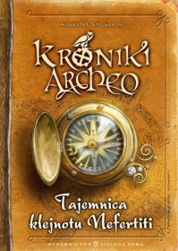 Tajemnica klejnotu Nefertiti - Agnieszka Stelmaszyk